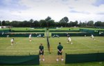 Mecz tenisa