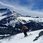 wyjazd na nartach